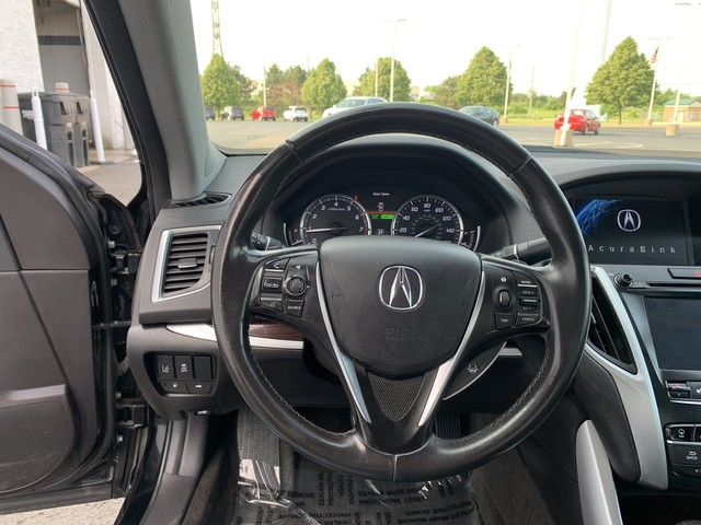 Pre-Owned 2015 Acura TLX Tech