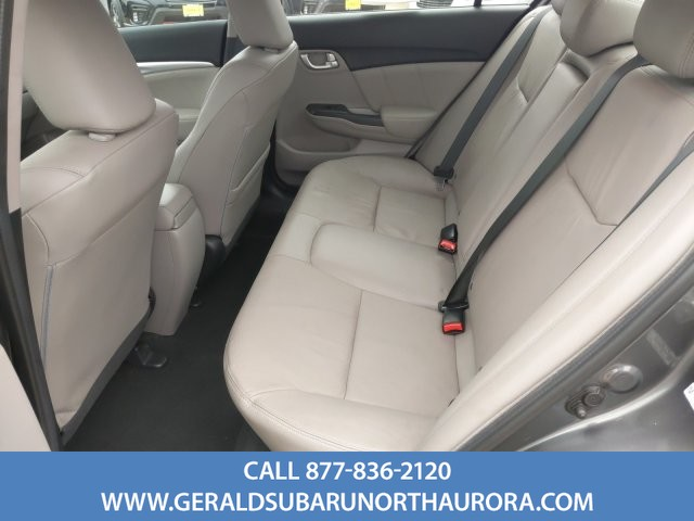 Pre-Owned 2013 Honda Civic Sdn EX-L