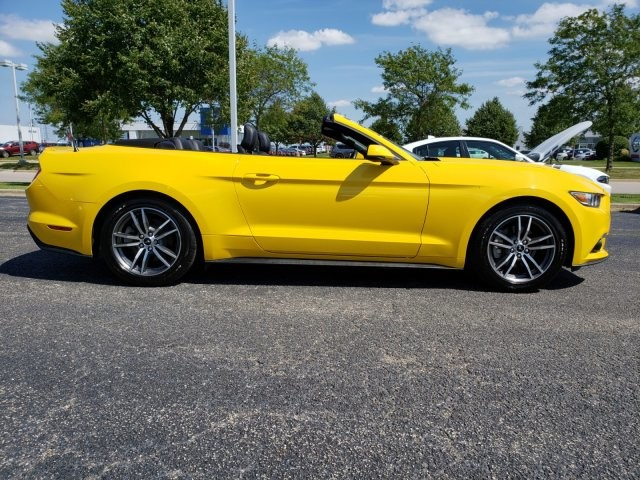 Pre-Owned 2015 Ford Mustang EcoBoost Premium
