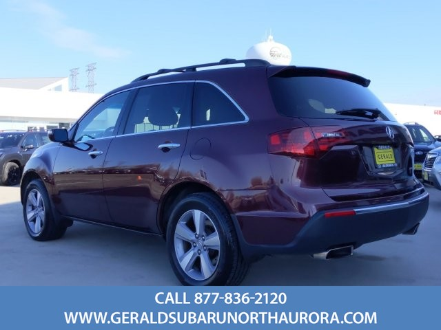 Pre-Owned 2013 Acura MDX Tech/Entertainment Pkg