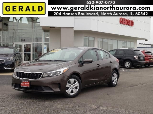 Used Kia Forte North Aurora Il