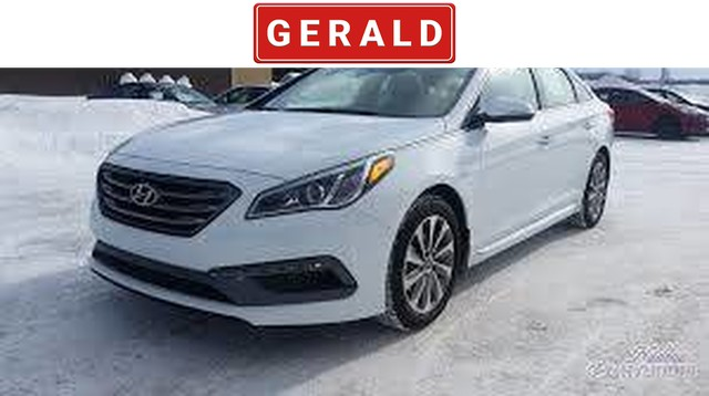 Pre Owned 2017 Hyundai Sonata Sport Sedan For 75037a Gerald Kia Of North Aurora