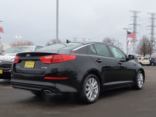 Pre-Owned 2015 Kia Optima EX