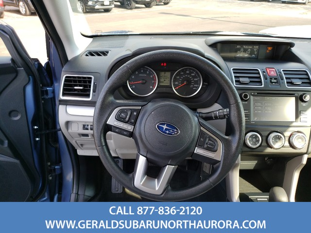 Pre-Owned 2017 Subaru Forester Alloy Wheel Package