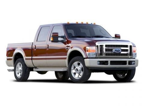 Pre-Owned 2008 Ford Super Duty F-250 SRW XL