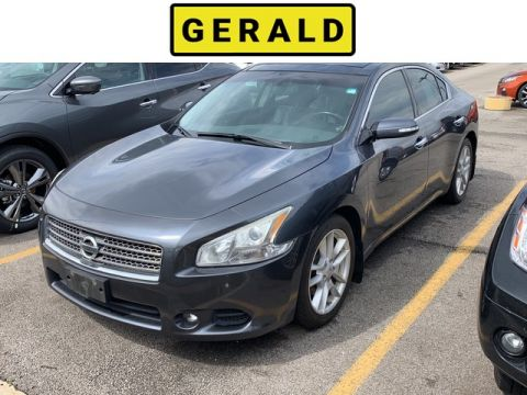 Pre-Owned 2009 Nissan Maxima 3.5 S
