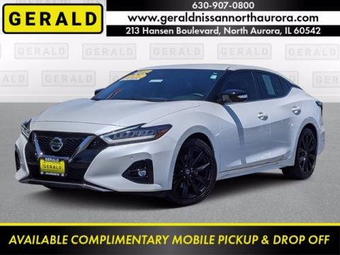 Pre-Owned 2019 Nissan Maxima SR