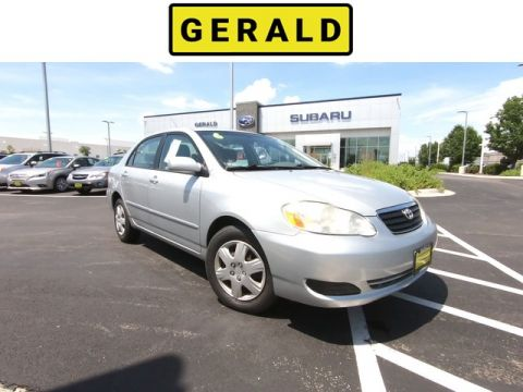 Pre-Owned 2006 Toyota Corolla LE