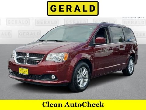 Pre-Owned 2019 Dodge Grand Caravan SXT 35th Anniversary Edition