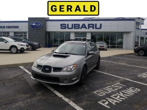 Pre-Owned 2006 Subaru Impreza Wagon WRX Limited
