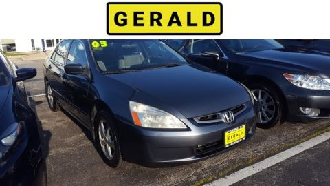 Pre-Owned 2003 Honda Accord Sdn EX